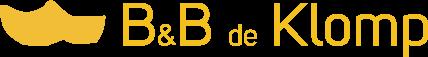 B&B de Klomp